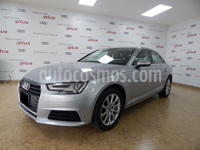 Audi A4 2.0 T Select (190hp) usado (2017) color Plata Dorado precio $350,000