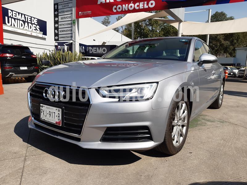 Audi A4 2.0 T Select (190hp) usado (2017) color Blanco precio $344,000