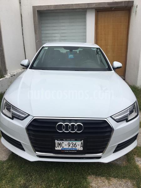 Audi A4 2.0 T Dynamic (190hp) usado (2018) color Blanco precio $360,000