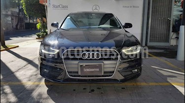Foto Audi A4 2.0L T Luxury usado (2014) color Negro precio $260,000