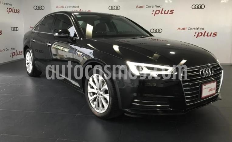Foto Audi A4 2.0 T Select (190hp) usado (2018) color Negro precio $430,000