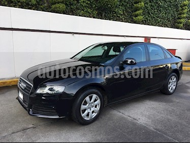 Audi A4 1.8L T Trendy Plus Multitronic usado (2011) color Negro precio $172,000