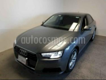 Audi A4 2.0 T Dynamic (190hp) usado (2018) color Gris precio $419,000