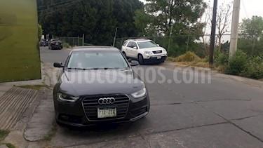 Audi A4 1.8 T FSI Trendy (170hp) usado (2014) color Gris Meteoro precio $199,000