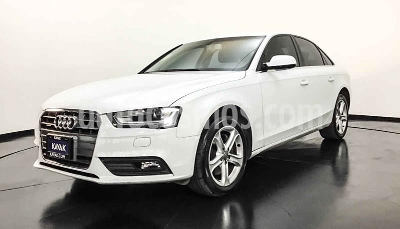 Audi A4 2.0L T Luxury usado (2014) color Blanco precio $264,999