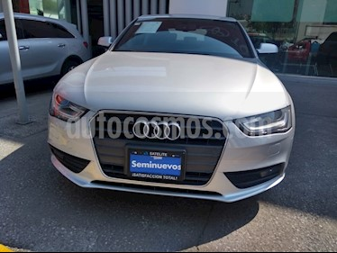 Audi A4 1.8 T Sport (170hp) usado (2014) color Plata precio $259,000