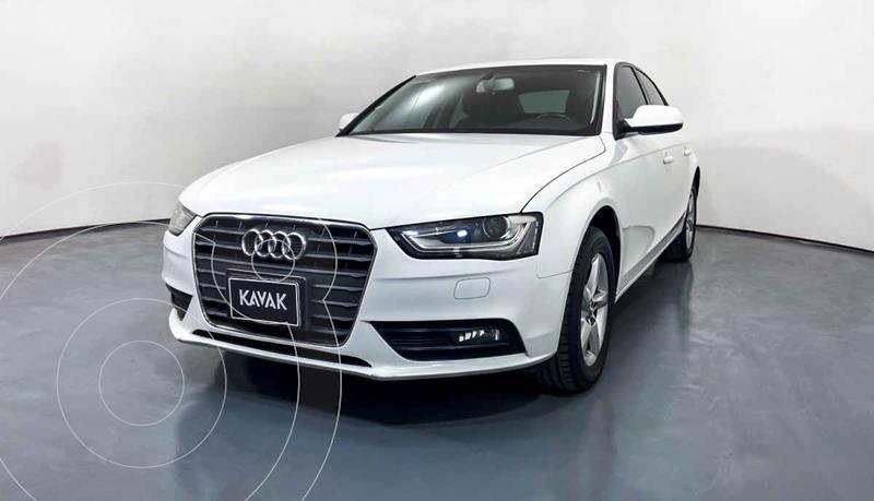Foto Audi A4 3.0L TFSI Elite S-Tronic Quattro usado (2014) color Blanco precio $244,999
