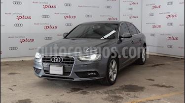 Audi A4 1.8 T FSI Trendy (170hp) usado (2013) color Gris precio $220,000