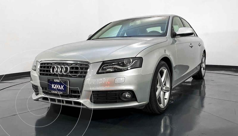Audi A4 1.8L T Trendy Plus Multitronic usado (2011) color Plata precio $174,999
