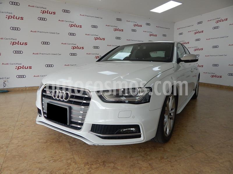Audi A4 1.8L T Quattro usado (2016) color Blanco precio $450,000