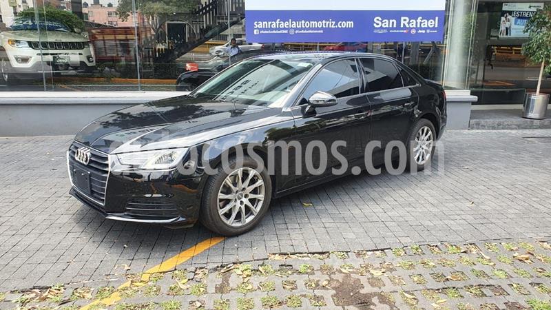 Audi A4 2.0 T Dynamic (190hp) usado (2017) color Negro precio $352,000