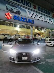 Audi A4 2.0 T Elite Quattro (252hp) usado (2017) color Plata Hielo precio $428,000