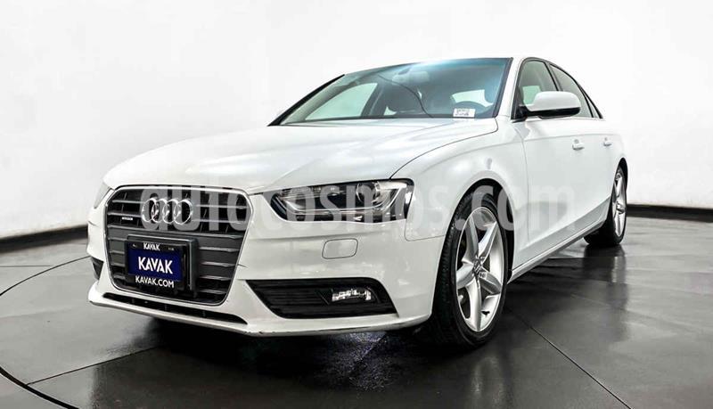 Audi A4 2.0L T Trendy Plus Multitronic usado (2015) color Blanco precio $277,999