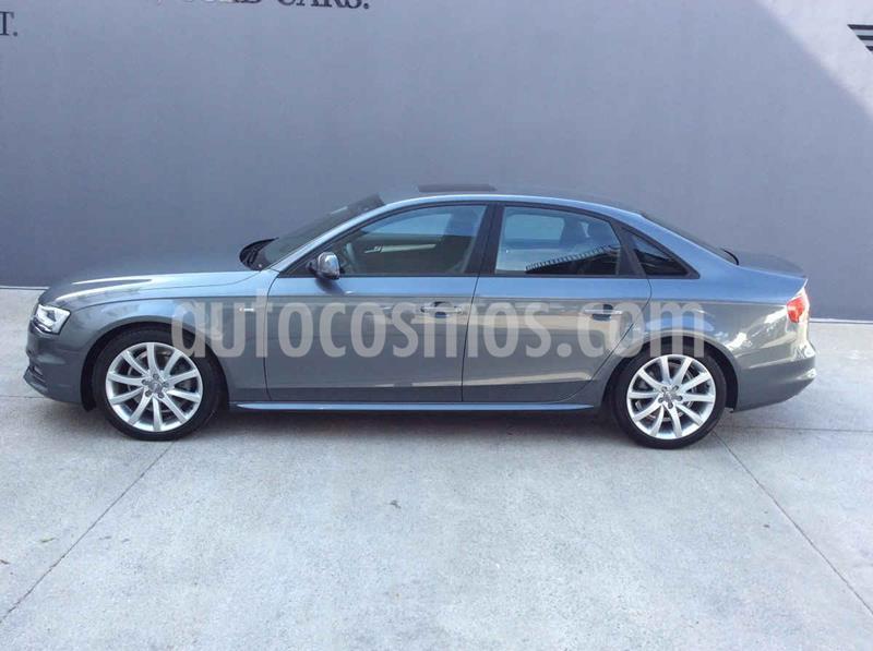 Audi A4 2.0L T Elite Tiptronic Quattro (200hp)  usado (2017) color Beige precio $478,000