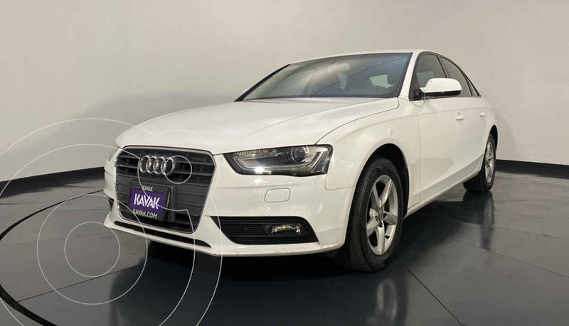 Audi A4 2.0L T Trendy Plus Multitronic usado (2014) color Blanco precio $257,999