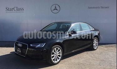Audi A4 2.0 TDI Select (190hp) usado (2017) color Negro precio $468,900