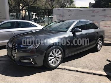 Audi A4 2.0 T Select (190hp) usado (2019) color Gris Lava precio $550,000