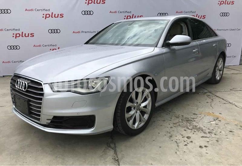 Audi A4 2.0 T S Line (190hp) usado (2016) color Plata precio $378,000