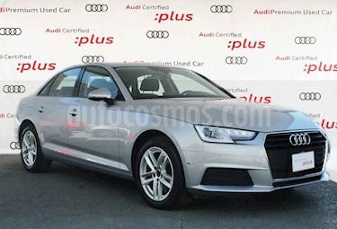 Audi A4 4p Dynamic L4/2.0/T Aut usado (2018) color Plata precio $425,000