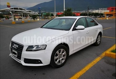 Audi A4 1.8L T Trendy Plus Multitronic usado (2010) color Blanco precio $150,000