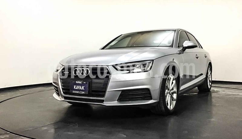 Audi A4 2.0 TDI Select (190hp) usado (2017) color Plata precio $462,999