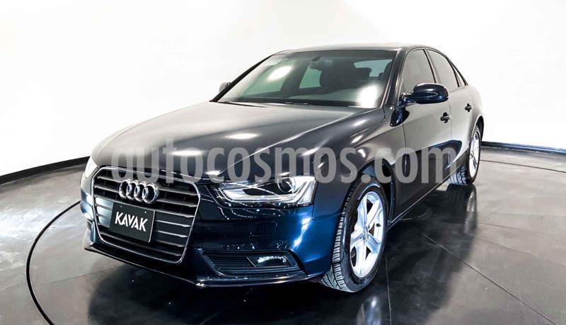 Audi A4 1.8L T Trendy Multitronic usado (2013) color Blanco precio $217,999