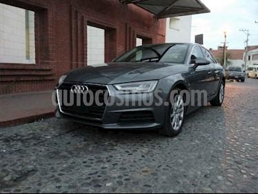 Audi A4 40 TFSI Select (190hp) usado (2017) color Gris precio $365,000