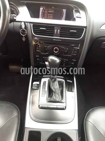 Audi A4 1.8L T Trendy Plus Multitronic usado (2011) color Negro precio $165,000