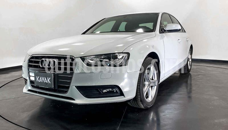 Audi A4 2.0L T Trendy Plus Multitronic usado (2014) color Blanco precio $247,999