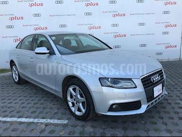 Audi A4 4p Trendly plus 2.0L Tiptronic Quattro usado (2010) color Plata precio $165,001