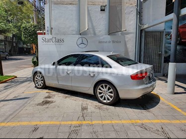 Audi A4 2.0L T Sport S-Tronic Quattro usado (2014) color Plata precio $295,000