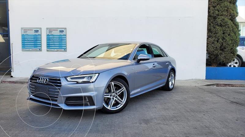 Foto Audi A4 2.0 T S Line (190hp) usado (2017) color Plata precio $420,000