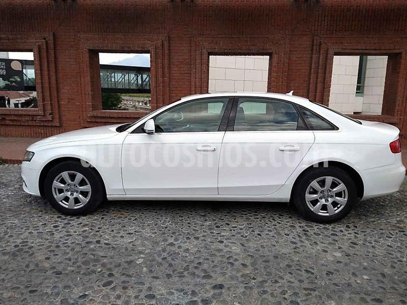 Audi A4 1.8L T Luxury Multitronic usado (2009) color Blanco precio $145,000