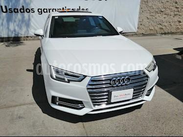 Audi A4 2.0 T S Line (190hp) usado (2017) color Blanco precio $415,000