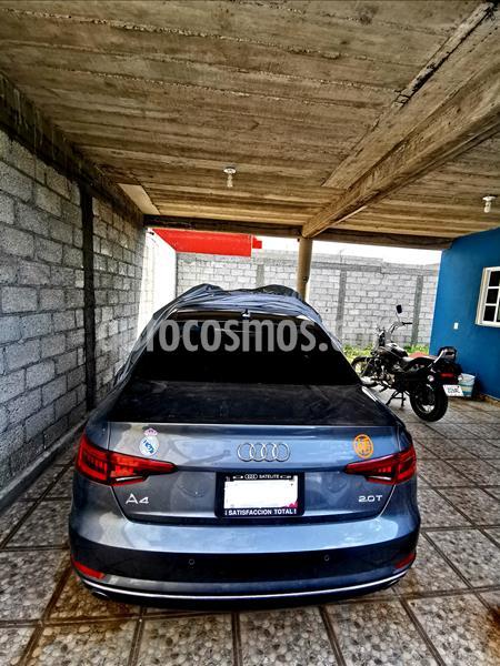 Audi A4 2.0 TDI Select (190hp) usado (2018) color Gris Lava precio $450,000