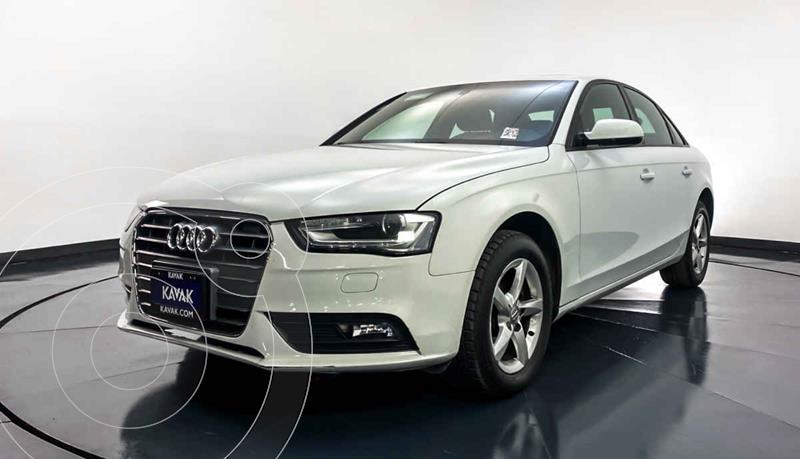 Audi A4 1.8 T Sport (170hp) usado (2016) color Blanco precio $292,999