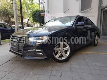 Audi A4 2.0L T Luxury usado (2013) color Negro precio $260,000