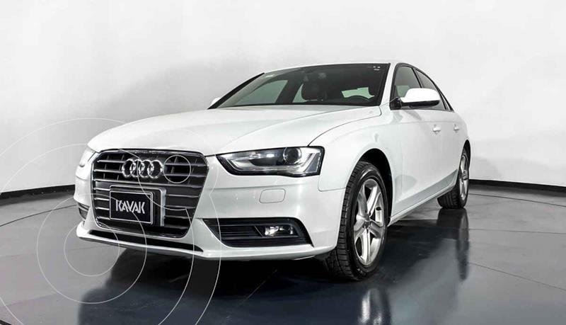 Foto Audi A4 1.8L T Trendy Multitronic usado (2013) color Blanco precio $232,999