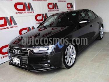 Audi A4 1.8 T Sport (170hp) usado (2016) color Gris precio $279,000