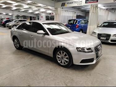 Audi A4 4P TRENDY L4/1.8 AUT usado (2011) color Plata precio $175,000