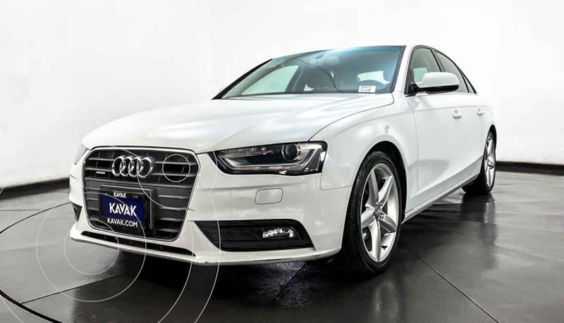 Foto Audi A4 3.0L TFSI Elite S-Tronic Quattro usado (2014) color Blanco precio $262,999