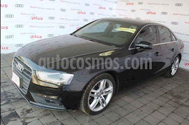 Audi A4 2.0L T Sport S-Tronic Quattro usado (2015) color Plata precio $325,000