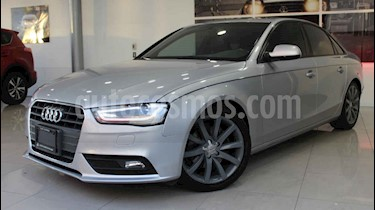 Audi A4 40 TFSI Sport Limited Edition (190hp) usado (2016) color Plata precio $269,000
