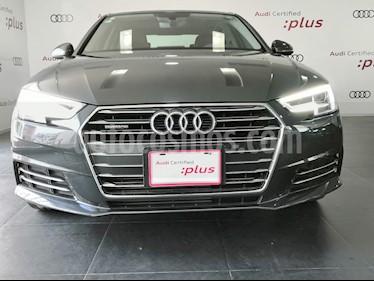 Audi A4 2.0 T Elite Quattro (252hp) usado (2018) color Gris precio $537,000