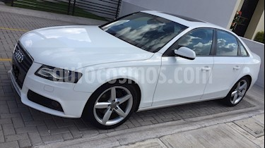 Foto Audi A4 2.0 TDI Sport (177hp) usado (2012) color Blanco precio $175,000