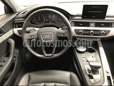 Audi A4 4P DYNAMIC L4/2.0/T AUT usado (2017) color Plata precio $399,000