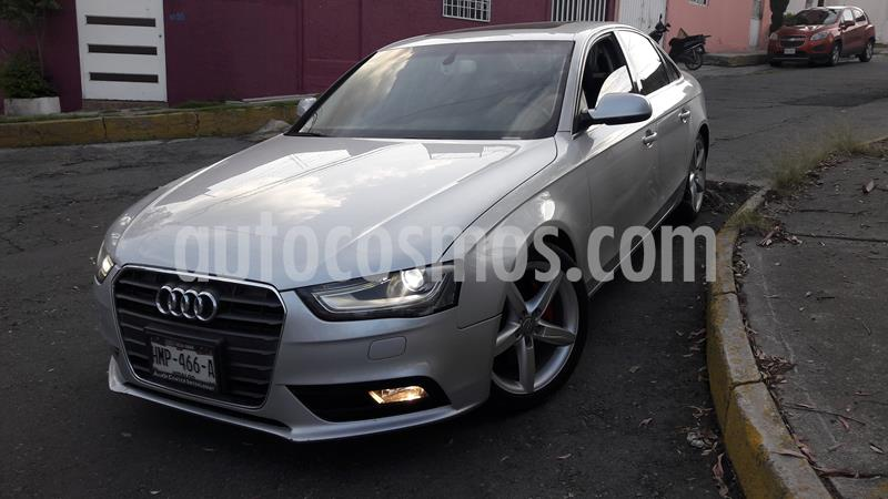 Audi A4 2.0L T Trendy Plus Multitronic usado (2013) color Plata precio $210,000