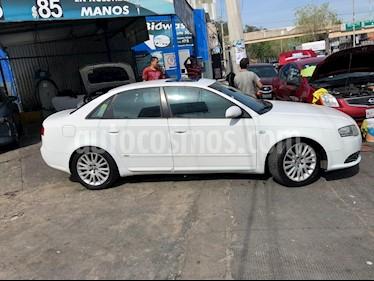 Audi A4 2.0L T Sport S-Tronic Quattro usado (2008) color Blanco precio $100,000
