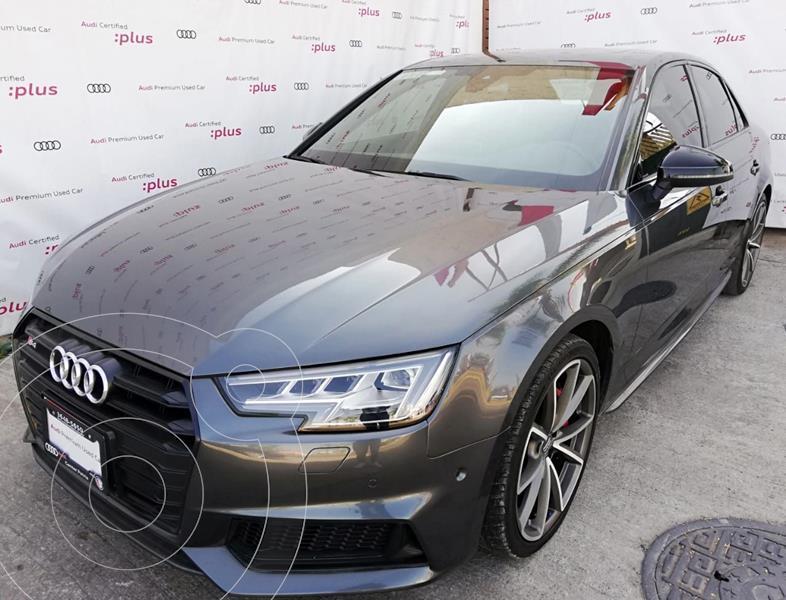 Audi A4 3.0L TFSI Sport usado (2018) color Gris Oscuro precio $700,000