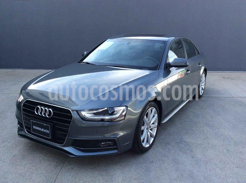 Audi A4 2.0 T Dynamic (190hp) usado (2017) color Gris precio $360,000